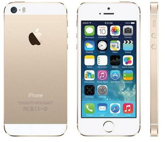 Apple iPhone 5S 16 GB Gold Cep Telefonu