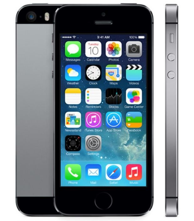Apple iPhone 5S 16 GB Space Gray Cep Telefonu