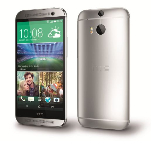 HTC One M8 16 GB Koyu Gri Cep Telefonu